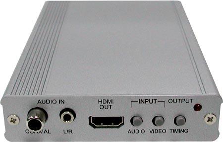 CP-290 HDMI 影音倍頻器