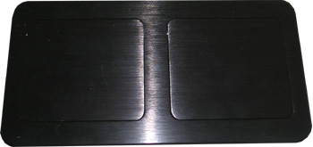 IB-4隱藏式桌面資訊插座面板