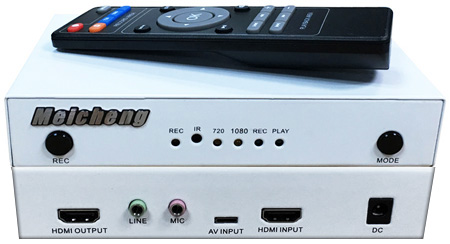 HVR-7100,High Definition Video Recorder